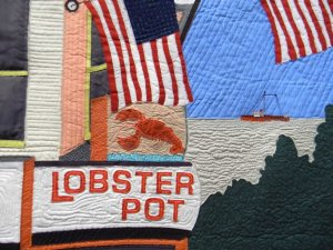Lobster Pot by Sharyn Raiche. web
