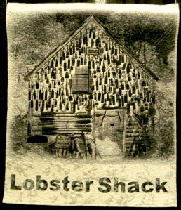 Lobster Shack by Sandy Gregg. web