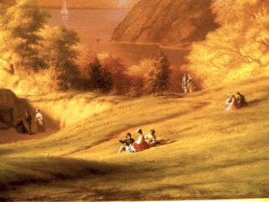 Detail. View Of The Hudson River.web