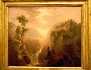 Mountain Torrent. Thomas Doughty. web