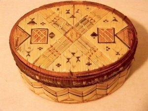 Round Basket . web