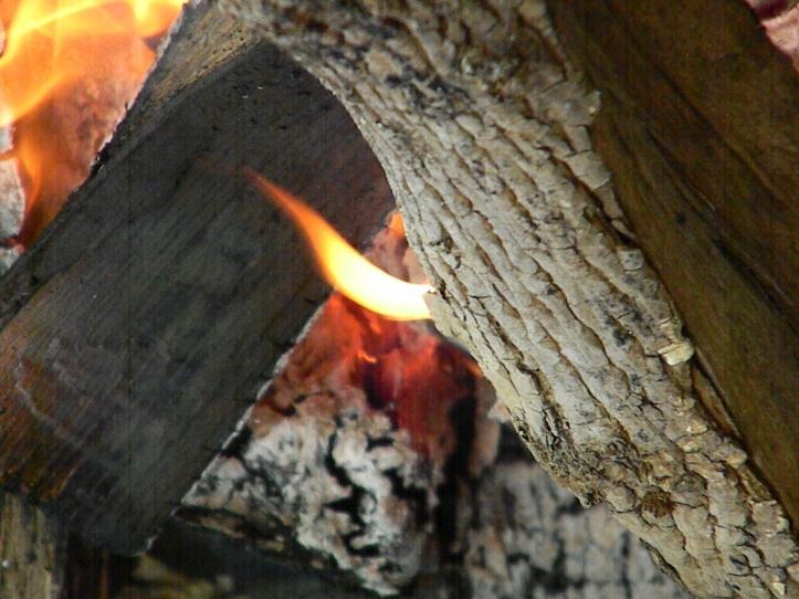 Original Fire Image