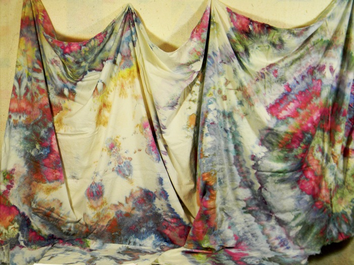 Snow Dyed. 2