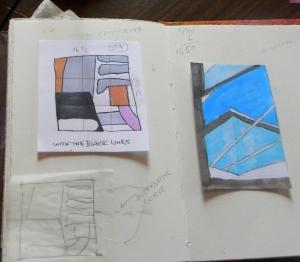 Beth's Drawings.