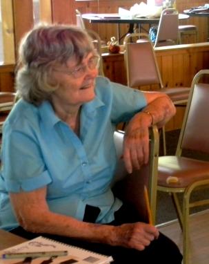Betty Crowell, EB Master Class