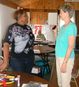 Brenda Jones with Elizabeth  copy