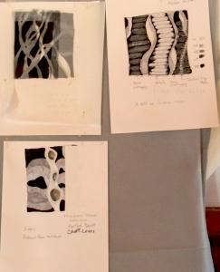 Judith's drawings