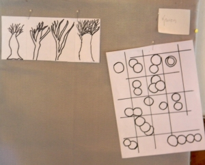 Karen Gilligan's drawings 1.