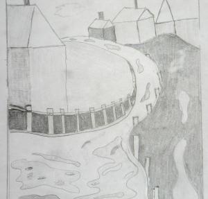 Clara's Drawing.