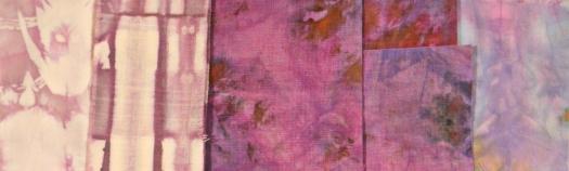 Violet Immersion Dyed