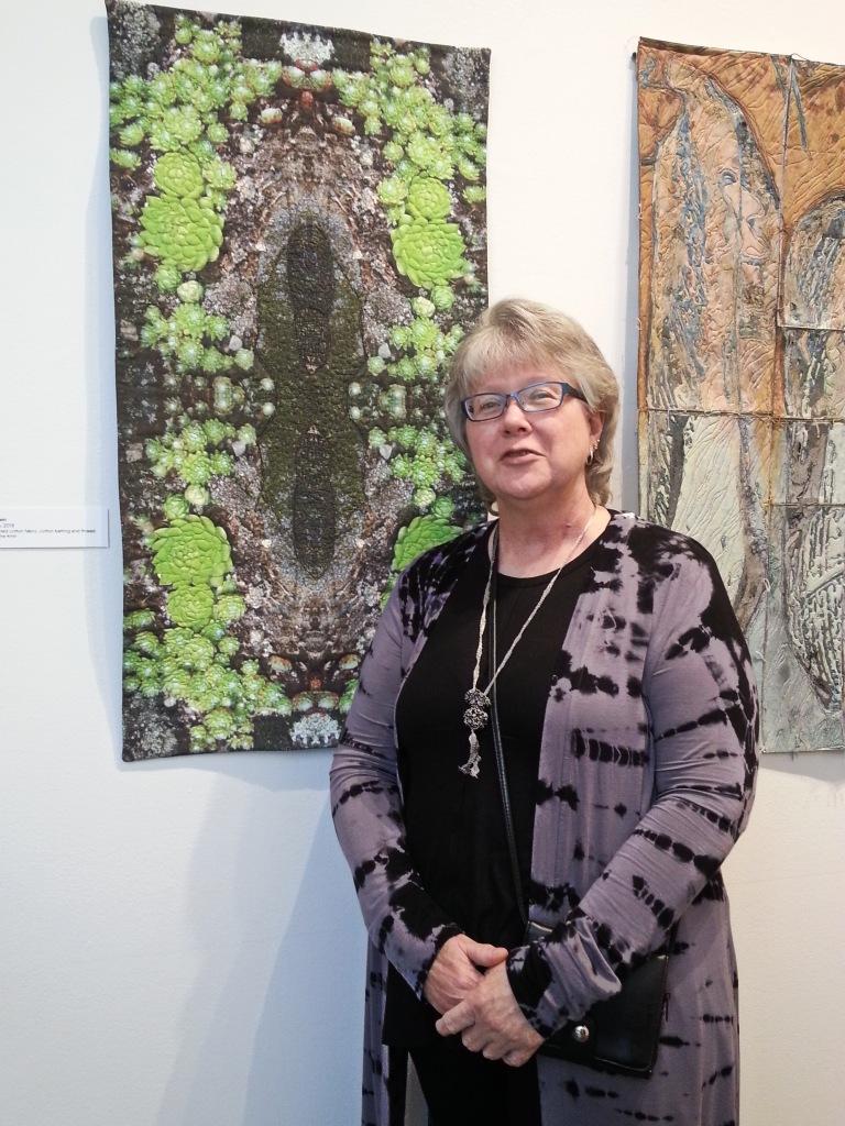 Succulents. Vickie Jensen.