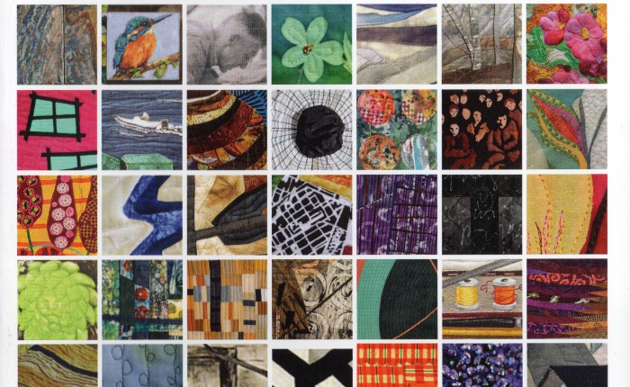 Art As Quilt-Transitions in Contemporary Textile Media