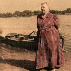 My paternal great grandmother, Rose Delima Lachapelle