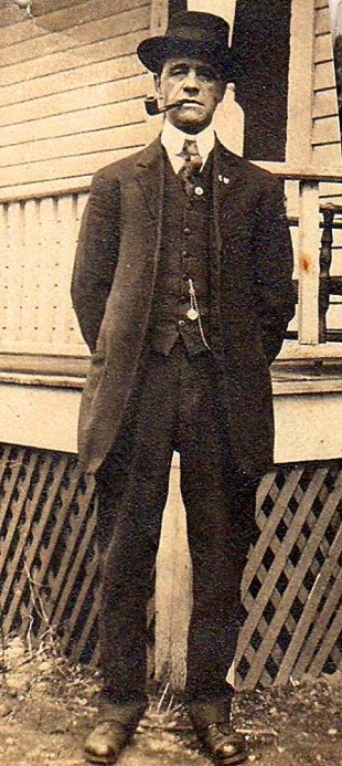 """Pipi"" my paternal Great grandfather, Elzear L. Caron"