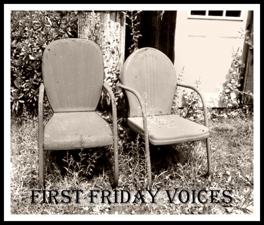 First Friday Voices Sepia