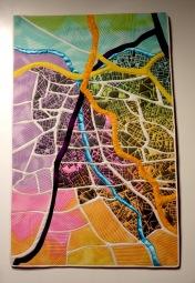 Judy Ross. Urban Sprawl.