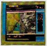 The Light Shines Through, SAQA Auction Quilt,
