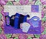 """Tea For Two  25"""" x 22"""" NFS"""
