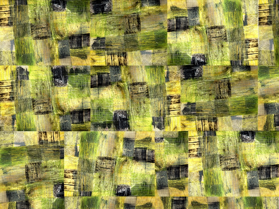 green-yellow-collage