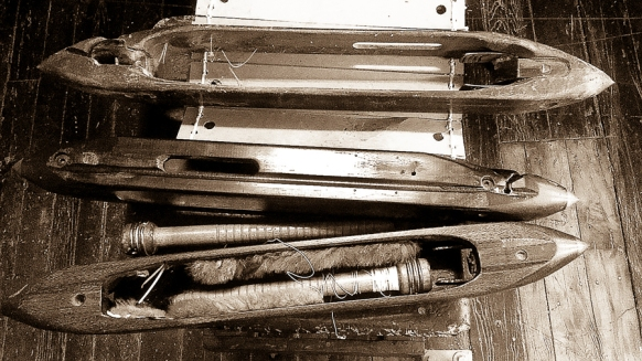 Tools of the Trade Sepia.