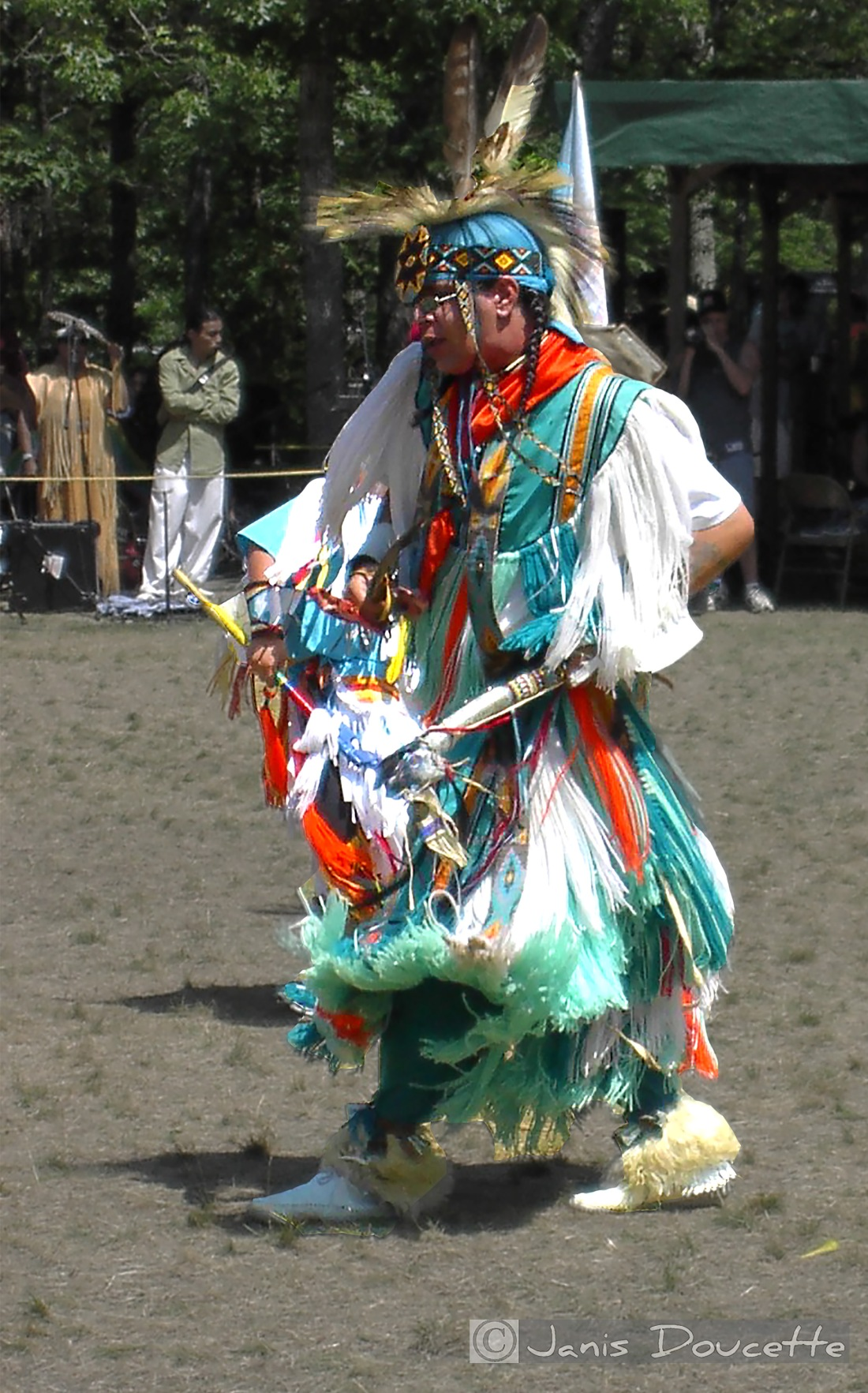 Grass Dancer 2cr.