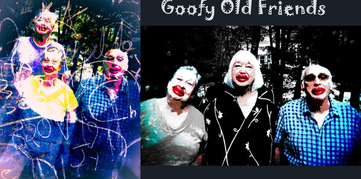 Goofy Old SF Friends