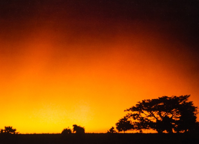 Sunrise in Nicaragua
