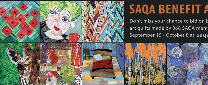 SAQA Auction is here again!