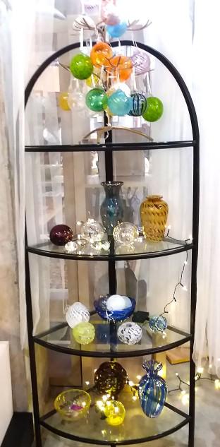 Michelle Tramell's Art Glass-Artist of the Month