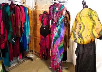 Selina Navroski's Wearable Art Garments
