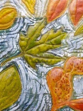 Painted Textile Art Detail.web