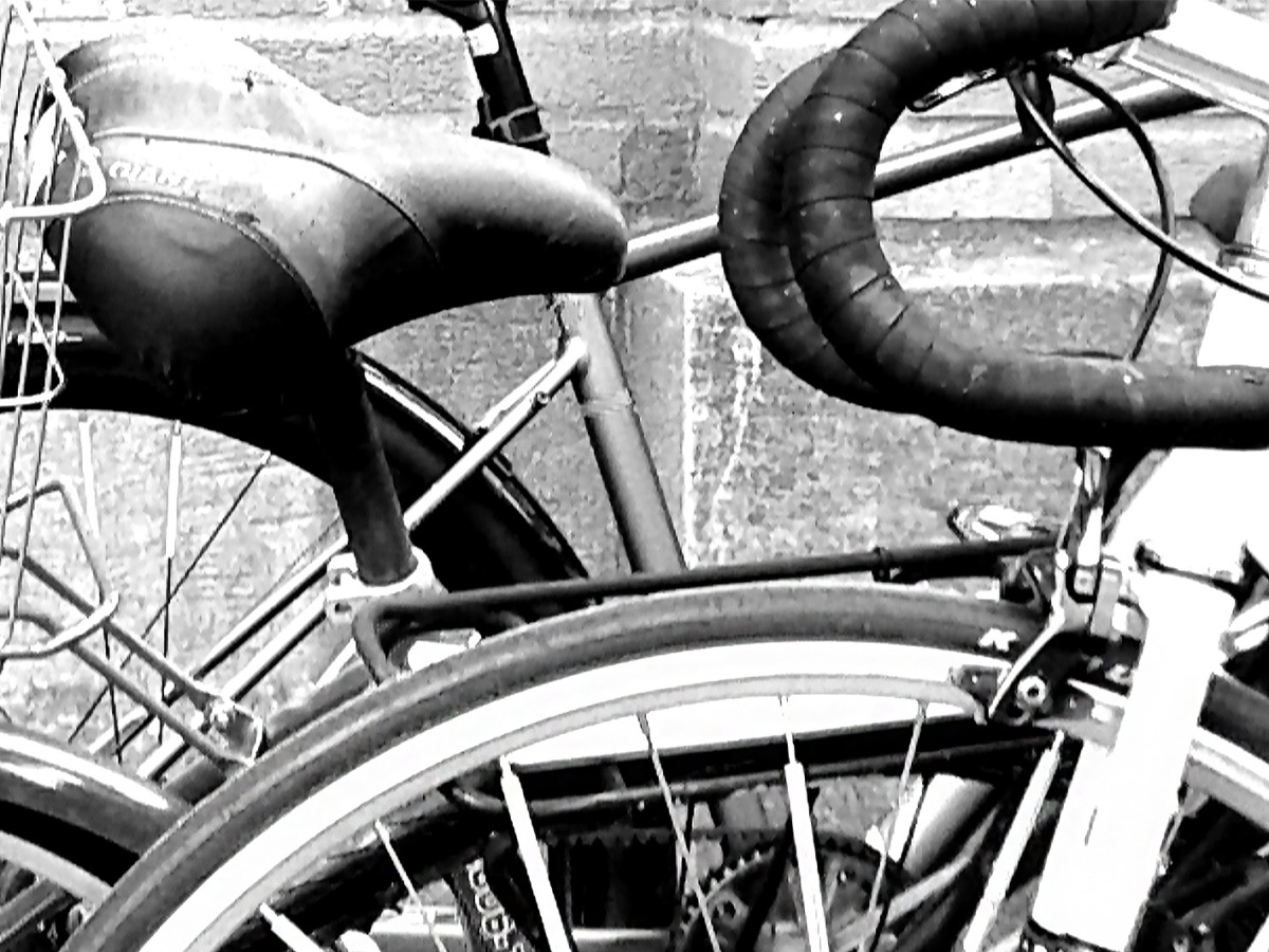 Bicycles to gear up and go!